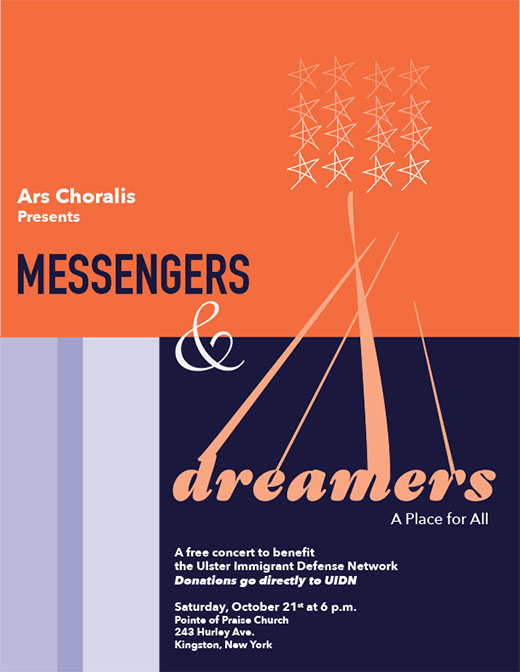 Messengers and Dreamers poster