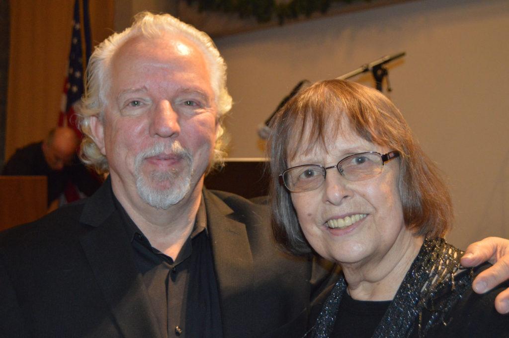 Gilles Malkine and Barbara Pickhardt